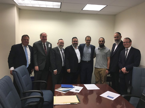 INTERFAITH COALITION RALLIES TO PREVENT ROLLOUT OF FLAWED NYC DEATH/BIRTH CERTIFICATE SYSTEM  Councilman Mark Levine Tapped to Advocate for Improvements
