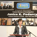 Misaskim Welcomes FBI Assistant Director in Charge -- Ms. Janice Fedarcyk